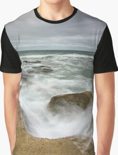 Rock Curl Graphic T-Shirt