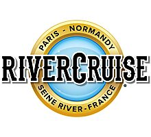 Normandy River Cruise Photographic Print