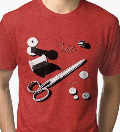 Needlework Tri-blend T-Shirt