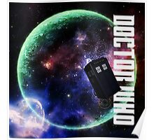 Doctor Who Slogan 3 Poster