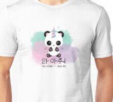 Pandicorn Hugs Unisex T-Shirt