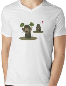 Impractical Jokers: The Bog Monster Mens V-Neck T-Shirt