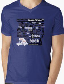 Arrested Development Mens V-Neck T-Shirt