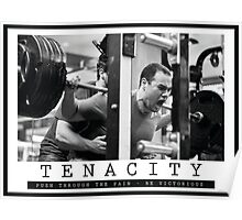 TENACITY Poster