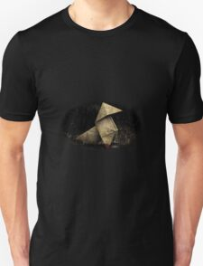 Heavy Rain Origami Figure Unisex T-Shirt