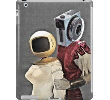 Sinusoidal Romance iPad Case/Skin