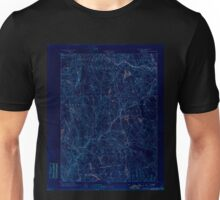 USGS TOPO Map Connecticut CT Gilead 331026 1892 62500 Inverted Unisex T-Shirt