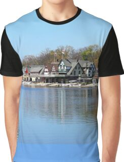 River View Graphic T-Shirt
