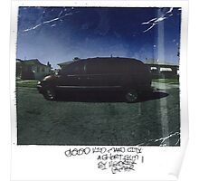 kendrick lamar good kid m.a.a.d city Poster