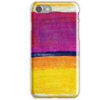 Rothko Appreciation iPhone Case/Skin