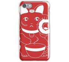 Teriyaki Donut - Reversed iPhone Case/Skin