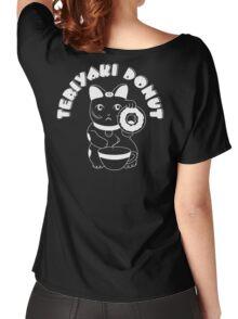 Teriyaki Donut - Reversed Women's Relaxed Fit T-Shirt