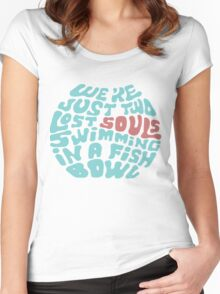 Lost Souls Women's Fitted Scoop T-Shirt