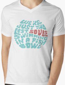 Lost Souls Mens V-Neck T-Shirt