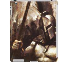 The Mightiest Warrior iPad Case/Skin