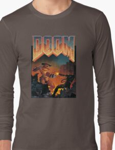 DOOM T-Shirt Long Sleeve T-Shirt
