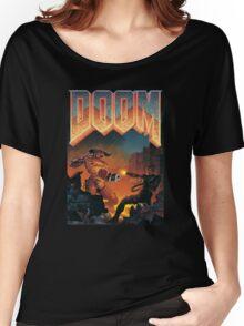 DOOM T-Shirt Women's Relaxed Fit T-Shirt
