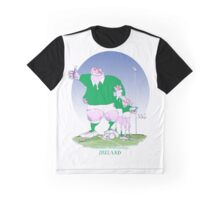 Rugby Ireland mates, tony fernandes Graphic T-Shirt