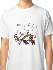 Calvin and Hobbes Sleep Classic T-Shirt