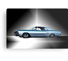 1963 Buick Custom Riviera Metal Print