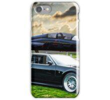 Jet Black Pantera II iPhone Case/Skin