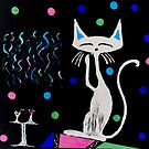 Partykatze teil2 by cloude-vigal
