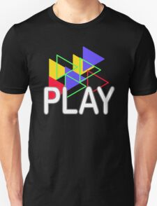 Play by night composition Unisex T-Shirt