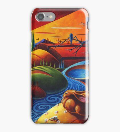 Evening Disquiet iPhone Case/Skin