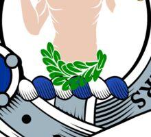 00029 Murray Clan/Family Tartan Sticker