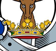 00034 Gordon Clan/Family Tartan Sticker