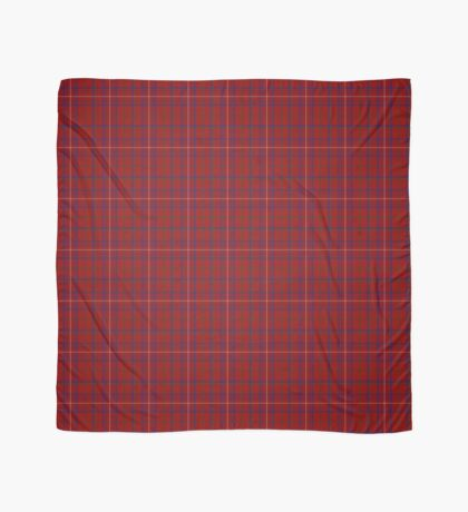 00038 Rose Clan/Family Tartan  Scarf
