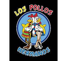 Breaking Bad - Los Pollos Hermanos - Colourful Variant Photographic Print