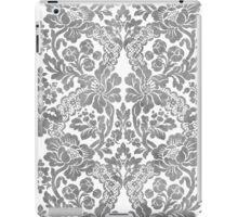 Floral Monochrome  iPad Case/Skin