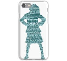 Matilda the Musical | Matilda Pose iPhone Case/Skin
