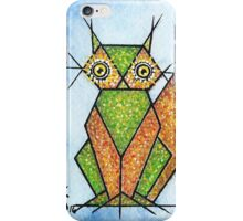 Le chat - the cat iPhone Case/Skin