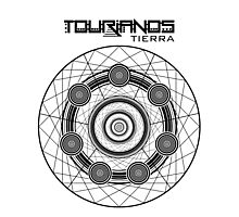 Tourianos Tierra 1 Negro - Tourians Earth 1 Black  Photographic Print