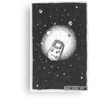 Deep Space Boy Canvas Print