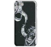 astronaut iphone case iPhone Case/Skin