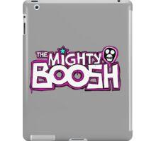 Mighty Boosh Logo, Colourful, Funky, Funny iPad Case/Skin