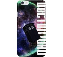 Doctor Who Slogan 3 iPhone Case/Skin