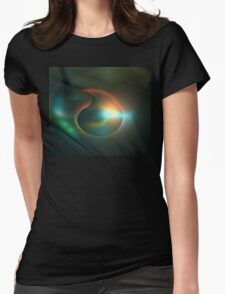Submersible Womens Fitted T-Shirt