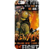 fire walker 8 iPhone Case/Skin