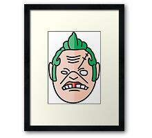 Pudge Dota Framed Print
