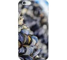 Cornwall Mussels iPhone Case/Skin