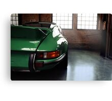 porsche 911 T - 1972 Canvas Print