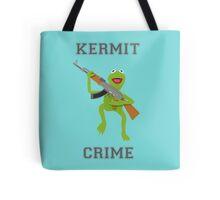 Kermit Crime Tote Bag