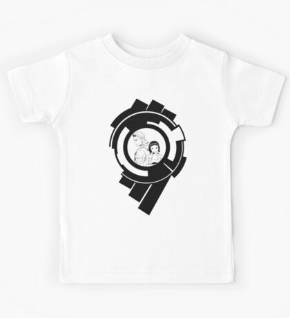 Ghost in the Shell Kids Tee