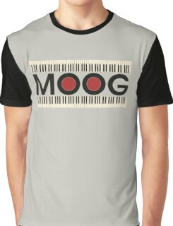 Moog Graphic T-Shirt