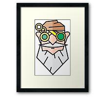 Sniper Dota Framed Print