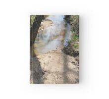 The Serene Flow Hardcover Journal